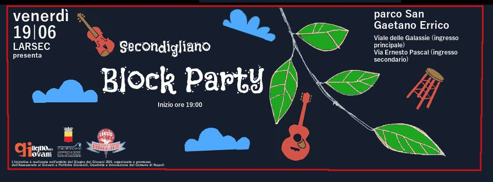 secondigliano block party