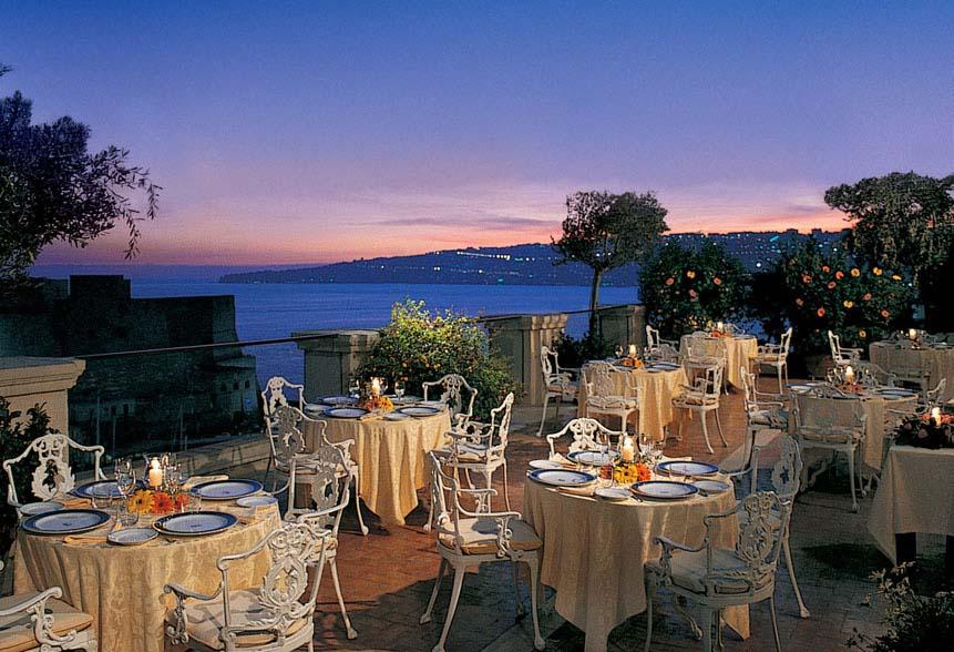 La Terrazza Restaurant Sorrento