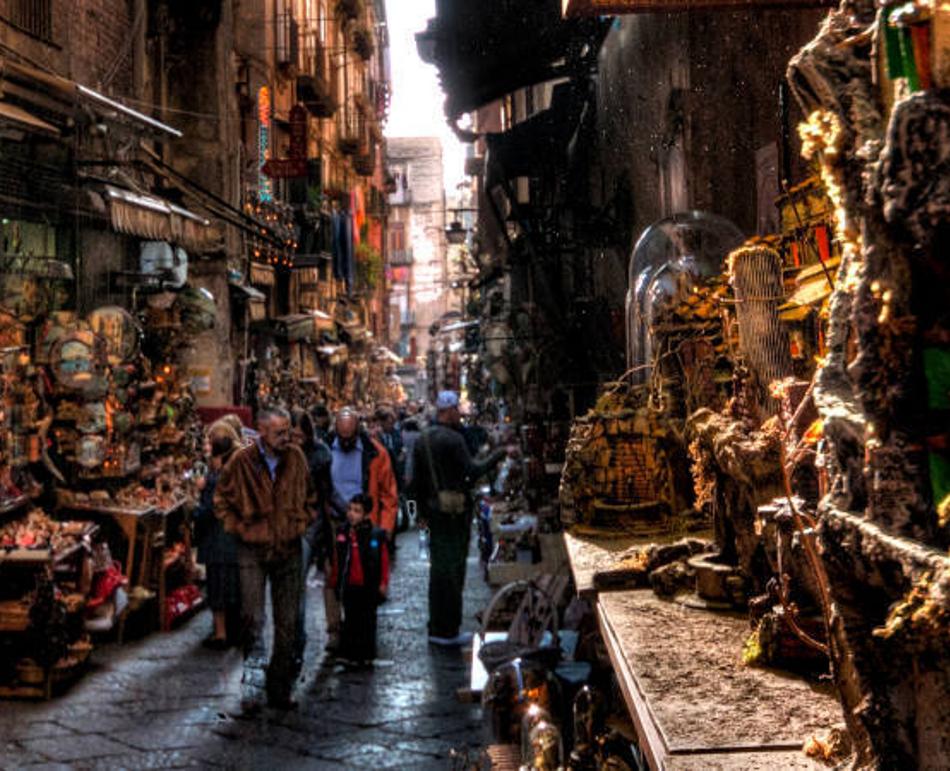 Tutti I Mercatini Di Natale A Napoli E In Campania