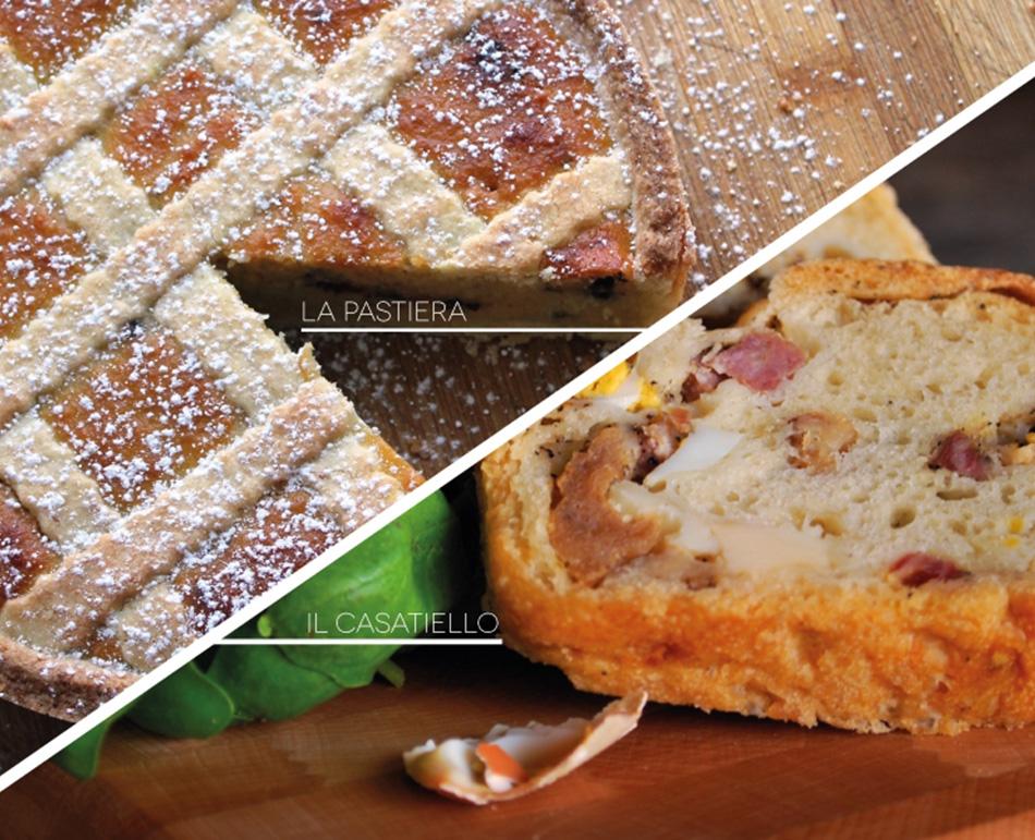 Tradizioni di pasqua da lovit con pastiera e casatiello for Tradizioni di roma