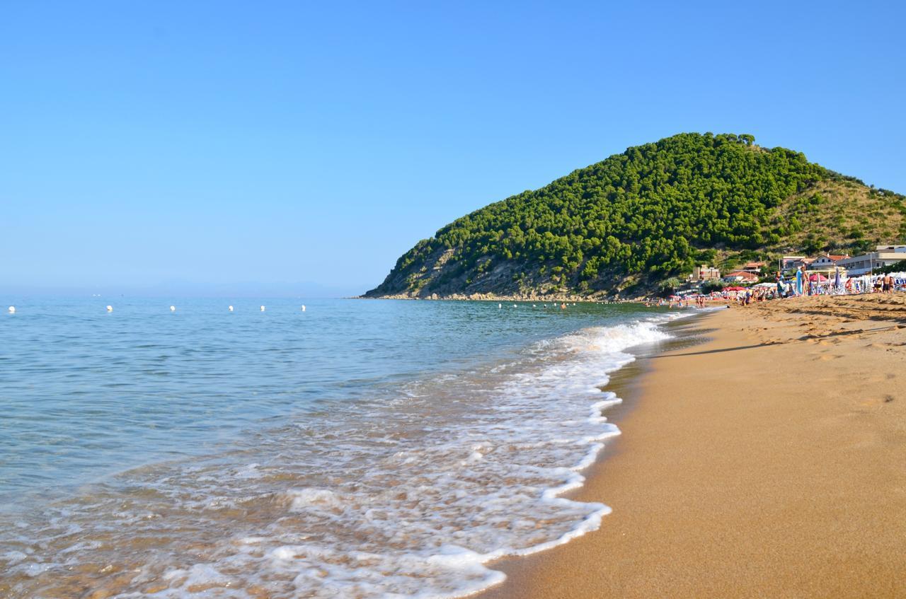 A castellabate una delle spiagge pi belle d italia for Lago con spiaggia vicino a milano