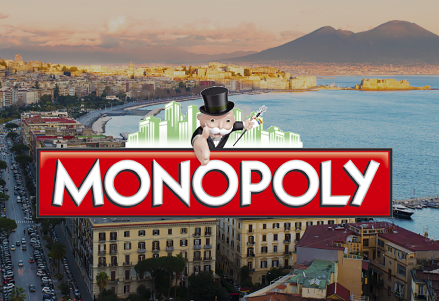 monopoly dedica un edizione a napoli con tutte le strade