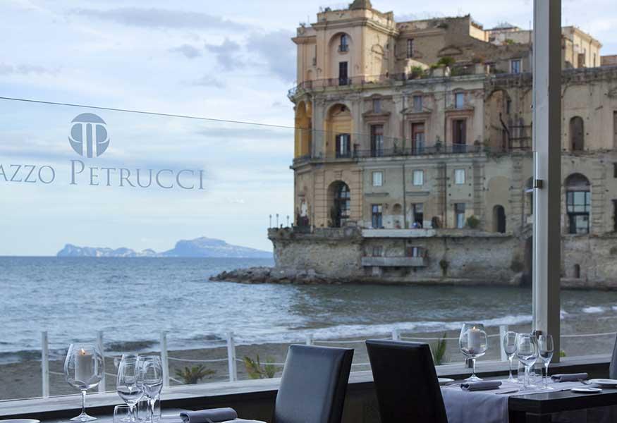 Palazzo Petrucci apre nuove sale: quattro piani con terrazza panoramica