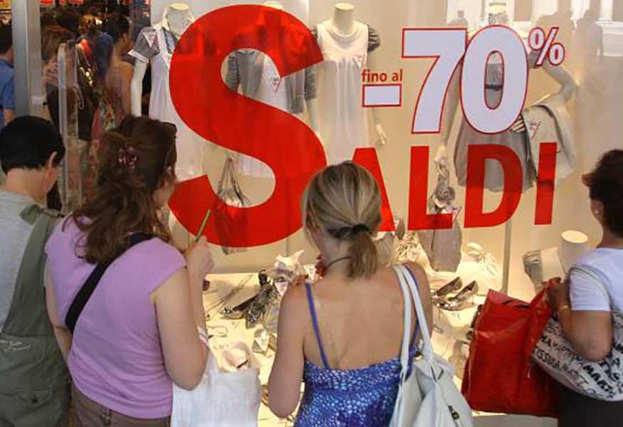 Saldi Estivi 2017 a Napoli e in Campania, shopping a prezzi ...