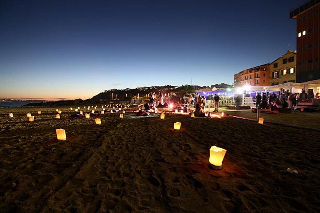 Le serate estive pi esclusive della movida napoletana 5 for Salotto la veronica
