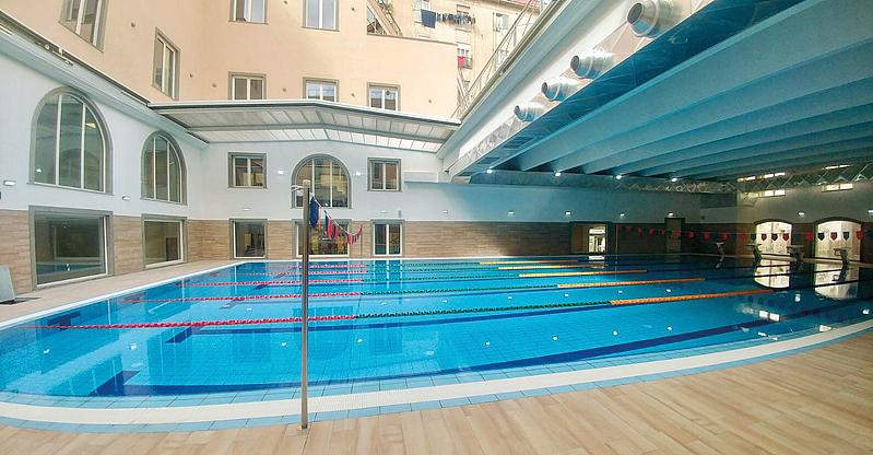 Nasce Ecumano Space L 39 Hotel Con Piscina Gratis Per Bimbi
