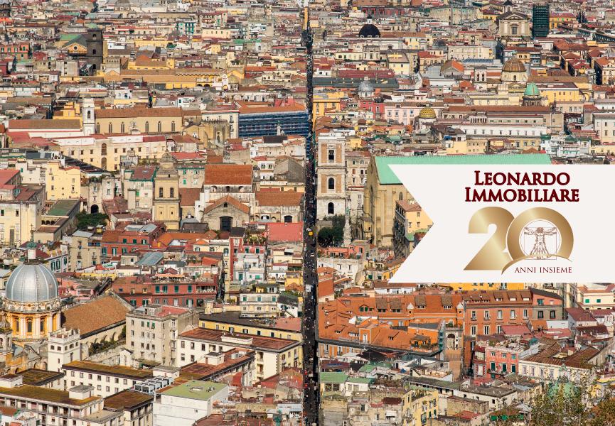 Eccellenze napoletane leonardo immobiliare festeggia i suoi 20 anni di attivit - Leonardo immobiliare ...